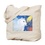 Sam Angel Tote Bag