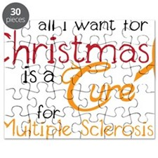 Cure Multiple Sclerosis Puzzle