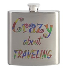 Crazy About Traveling Flask