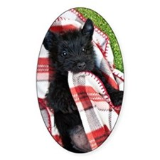 Scottish Terrier Puppy Play Decal