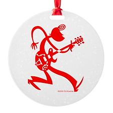 Guitarplayer Ornament