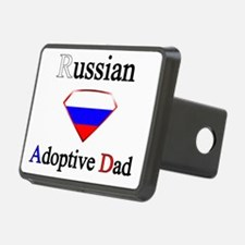 Russian Adoptive Dad Hitch Cover
