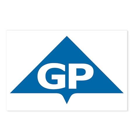 GP Postcards (Package of 8)