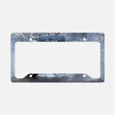 Electric car License Plate Holder