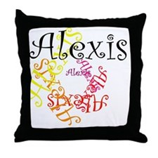 Alexis Throw Pillow