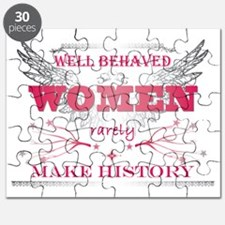 Well Behaved Woman_Pink Puzzle