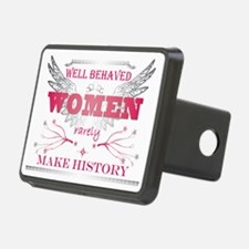 Well Behaved Woman_Pink Hitch Cover