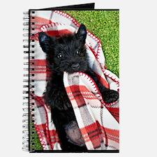 Scottish Terrier Puppy Play v2 Journal