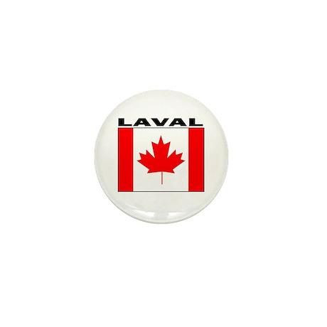 Laval, Quebec Mini Button (100 pack)