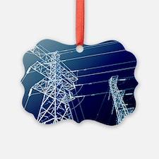 Electricity pylons Ornament