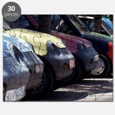 Electric cars Puzzle