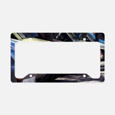 Electric cars License Plate Holder