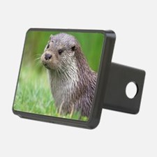 European otter Hitch Cover