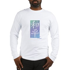 HEIWA Peace Long Sleeve T-Shirt
