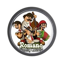 Romano Shirt Wall Clock