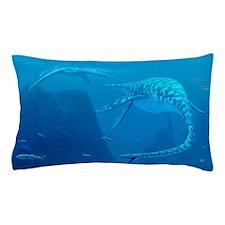 Elasmosaurus Pillow Case