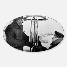 First Soviet jet rocket, 1939 Decal