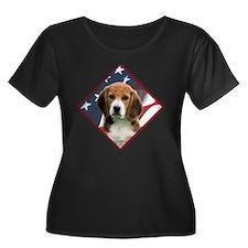 Beagle Flag 2 T
