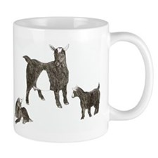 Pygmy Goat Small Mugs
