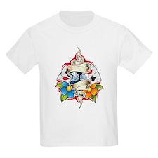 Gambling Tattoo T-Shirt