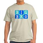 Big Bro (Blue/Green) Light T-Shirt