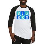 Big Bro (Blue/Green) Baseball Jersey