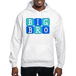 Big Bro (Blue/Green) Hooded Sweatshirt