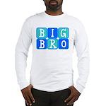 Big Bro (Blue/Green) Long Sleeve T-Shirt