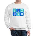 Big Bro (Blue/Green) Sweatshirt
