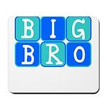 Big Bro (Blue/Green) Mousepad
