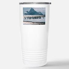 Gentoo penguins Stainless Steel Travel Mug