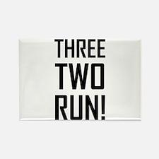 Three Two Run Magnets