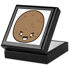 potatoe Keepsake Box