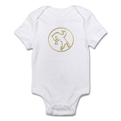 BRONCO RIDER Infant Bodysuit