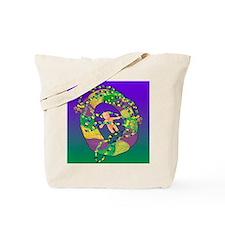 Mardi Gras king cake Tote Bag