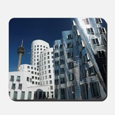 Gehry's Der Neue Zollhof buildings Mousepad