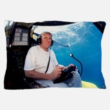 Gerard Depardieu in a submarine Pillow Case