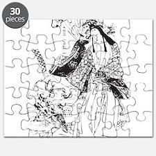 Geisha Puzzle