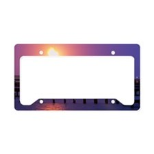 Gas flare License Plate Holder