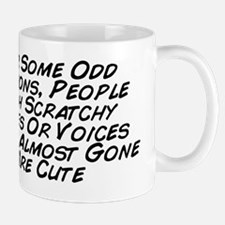 For Some Odd Reasons, People With Scrat Mug