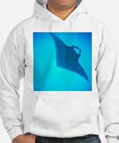 Giant manta ray Hoodie