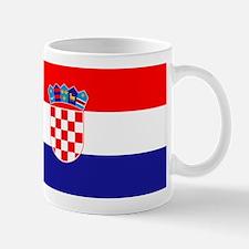 Croatia flag Mug