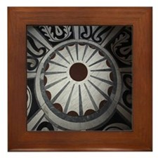 Cathedral Floors - Florence Italy Framed Tile