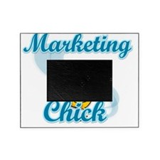 Marketing Chick #3 Picture Frame