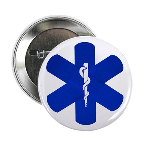 "EMT Bandaids 2.25"" Button"