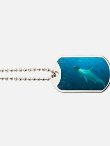 Hammerhead shark Dog Tags