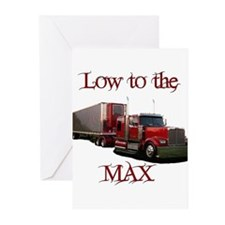 Low To The Max Greeting Cards (Pk of 10)