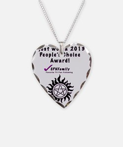 SPN Family Peoples Choice Awa Necklace