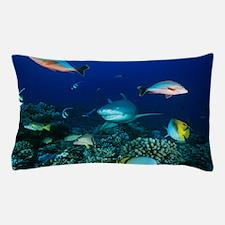 Lemon shark Pillow Case