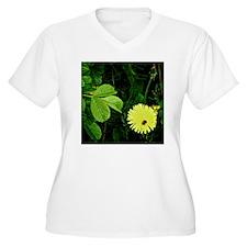 Alaska Flowers 8 T-Shirt